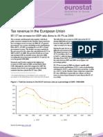 Tax Revenue in the European Union Author Alessandro LUPI