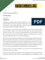 FDI in Retail a Failed Model