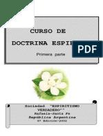 Doctrina Espirita para padres Tomo 1.pdf