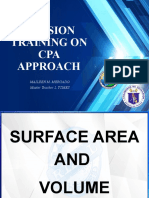 CPA APPROACH Surface Area and Volume.pptx