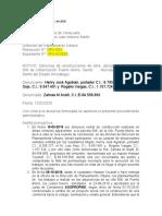RESOLUCION DE DEMOLICION  puerto morro