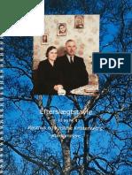Efterslægtstavle - 00010-Rasmus Laursen Kristensen Og 00011-Christine Rasmussen