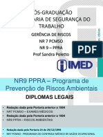 Modulo III NR07 PCMSO NR09 PPRA