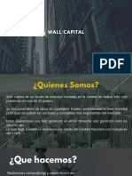 Wall Capital (beta2.0)