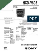 HCDV808