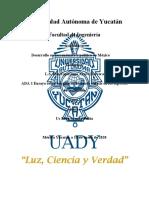 ADA 1. Ensayo sobre los aztecas haciendo énfasis en los aspectos de Ingeniería