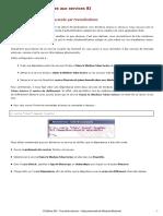configuration préalable aux services BI(4)