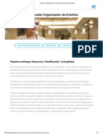 Estudiar Organizacion de eventos _ Instituto Gato Dumas
