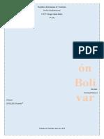 Cronología de Simón Bolívar (Ricardo Guillen).docx