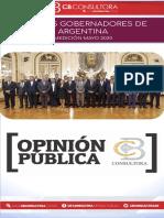 Cb Consultora_ranking de Gobernadores_mayo 2020