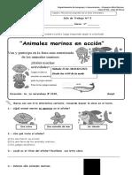 Guía N° 5 - Identificar estructura y elementos de un afiche. (letra N)