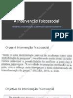 A Intervenção Psicossocial SLIDES.pdf