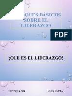 4 Enfoques Básicos sobre el Liderazgo - Cap. #11.pptx