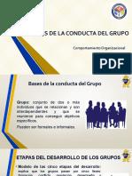 6 Bases de la Conducta del Grupo - Cap. #8.pptx