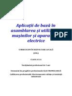 CDL clasa a X - electro.doc