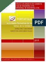 Portafolio II Unidad -Doctrina Social de la Iglesia II