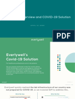Everlywell COVID-19 Overview