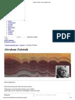 Abraham Palatnik - Obras, biografia e vida (Escritório das Artes)