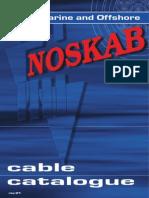 Noskab Cable Catalogue June 09