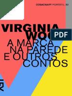 A MARCA NA PAREDE E OUTROS CONTOS.V.WOOLF