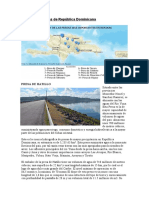 Principales Presas de República Dominicana