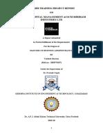 compt WORKING CAPITAL MANAGEMENT at DCM SHRIRAM INDUSTRIES LTD.doc (1).docx