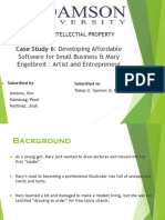 Case Study 6-Developing Affordable Software for Small Business & Mary Engelbreit- Artist and Entrepreneur