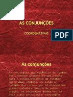 As Conjunções - Coordenativas