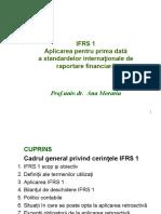 IFRS 1 Ana Morariu