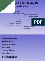 Estrutura e Formação de Palavras.ppt