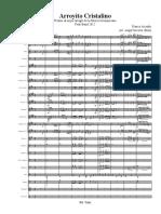 Arroyito Cristalino - Score