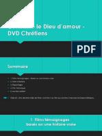 DVD Chrétiens