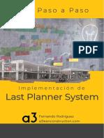 Lean Construction Implementa_Last Planner System