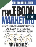 Facebook Marketing_ the Definit - Adam Richards