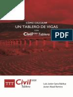 CivilEstudio. MANUAL CÁLCULO DE TABLERO DE VIGAS.pdf