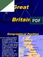 GREAT BRITAIN Presentation