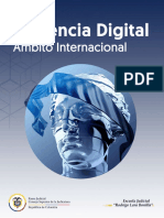 Cartilla Evidencia Digital - Ámbito Internacional