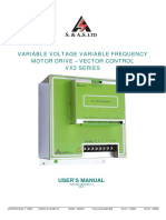 VARIABLE VOLTAGE VARIABLE FREQUENCY MOTOR DRIVE – VECTOR CONTROL VX2 SERIES.pdf