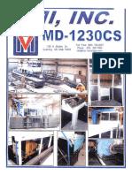 VMI  MD-1230CS
