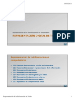 Texto de las presentaciones del módulo 2 (Representación digital de textos)