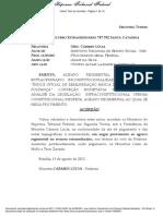 STF - Agravo_Regimental_RE 747702 AGR-SC_Correcao pela TR.pdf