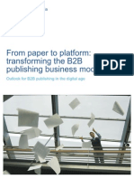 The Future of B2B Publishing