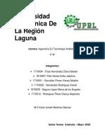 REPORTE DE PRACTICA COAGULACION Y FLOCULACION
