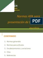 Presentación Normas APA revisada 2017-1 (3)