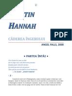 Kristin Hannah - Căderea îngerului 1.0 10 '{Dragoste}.rtf