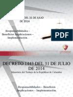 Decreto  Decreto 1443 del 31 Julio de 2014.pptx