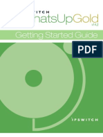 WhatsUp Gold v14.2 Getting Started Guide