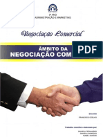 Revisão bibliográfica de Negociação