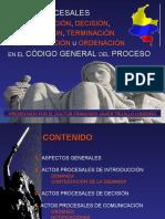 ACTOS PROCESALES.pps