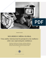 Mulheres e mídia global - Daniele Savietto